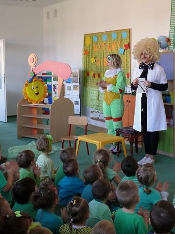 Promocja Wierszy W Błażowskim Przedszkolu