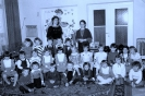 Zdjęcia z kronik błażowskiego przedszkola.
